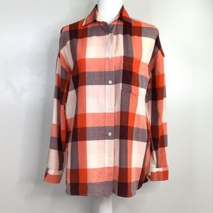 Old Navy 'The Boyfriend Shirt'  NWT